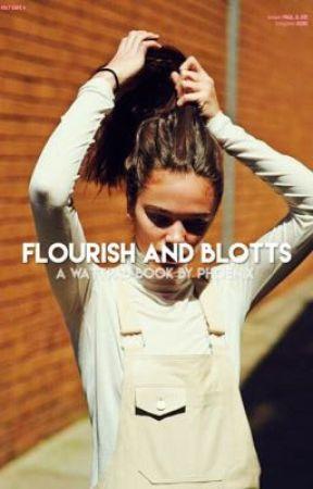 Flourish and Blotts by theperfectphoenix