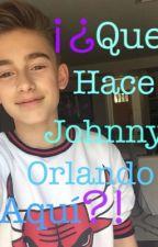 ¡¿Que Hace Johnny Orlando Aquí?! by EmaV23