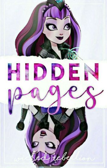 Hidden Pages {Ever After High One-Shots}