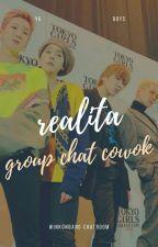 realita: group chat cowok »«『bb × w × ikon』[✔] by meaugustan
