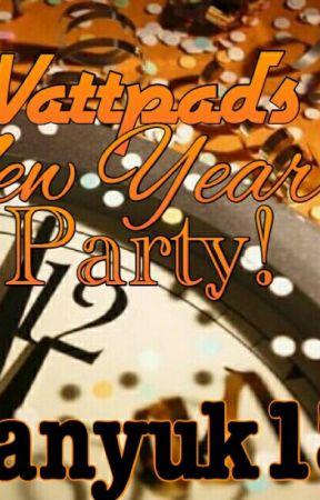 Wattpad New Years Party by Sany1318