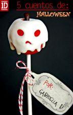 5 cuentos de Halloween by SGabrielaD