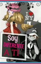Soy diferente a ti  by ErnykaXZ