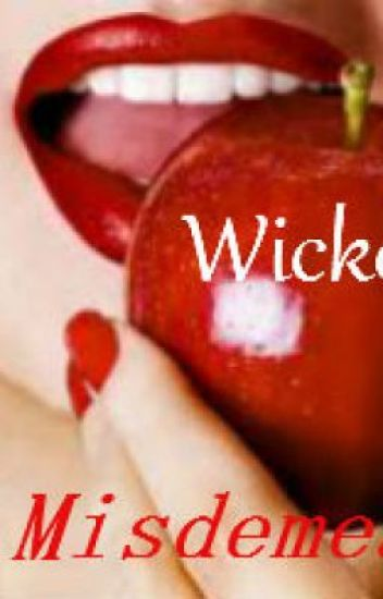 Wicked Misdemeanors (girlxgirl principal/student)
