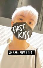 First Kiss || YoonSeok. by camiimustdie