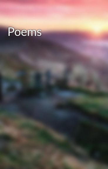 Poems by StolenCookie