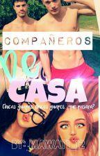 Compañeros De Casa by Mawati_12