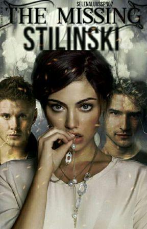 The Missing Stilinski (TW/SPN Crossover) by SelenaLuvsSPN67