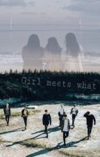 Girl meets what by who_am_I___
