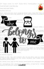 She Belongs To Me by cute8020