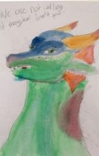 Soaring Colors (Wings of Fire Art Book 2) by Dragonlover0234