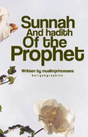 Sunnah & Hadith of Prophet Muhammad (SAW)  by Muslimprincesses