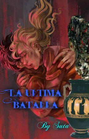 Percabeth. La última batalla by Suta1529