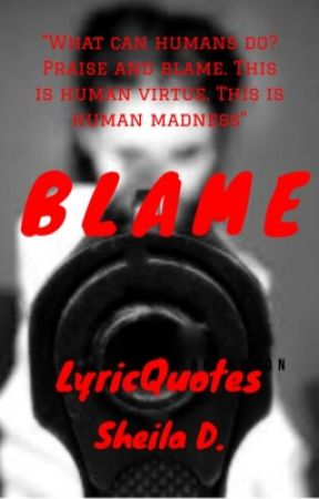 Blame by LyricQuotes