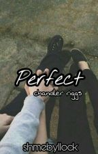 Perfect × Chandler Riggs   by shmebyllock