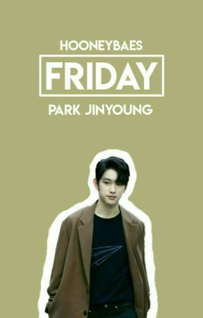 friday +p.jinyoung by hooneybaes