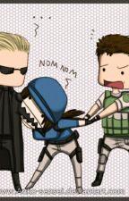 Cómics De Resident Evil by xXJill-SweetXx