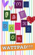 My fav. books on wattpad by Lostgirlinatardis
