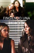 Fingiendo una relación (Hannily/Spanna) by comeon93