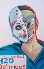Are You Sure You're The Real Delirious? (H20 Delirious X Reader) by Rhiisgreen