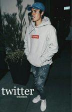 Twitter 1&2 /Justin Bieber by 0skyline1