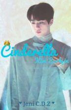 Cinderella    Kim Seokjin by JeniCDZ