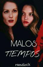 Malos Tiempos(temática lésbica)  by Ramslock