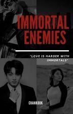Immortal Enemies [BTSxGOT7 FF] by chankookchannel