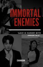 Immortal Enemies [BTSxGOT7 FF] by chankookchannel