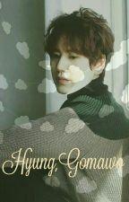 Hyung,Gomawo - Kyuhyun - Slow Update by Deern_