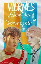 Viernes, Estornudos y Sonrojos. «JongKey»  by PaoRico