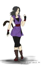 Taming The Beast's Heart (A Dragon Ball Z Fanfic) by shiny_hunter_sammie