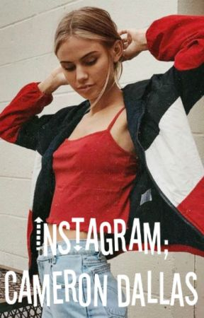 [RESUBIENDO]Instagram; Cameron Dallas by aboutgigi