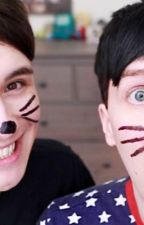 Phan X Reader by rebeccananney