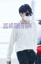 Just him make me happy #Jimin by KarhelisHoenickaEsis