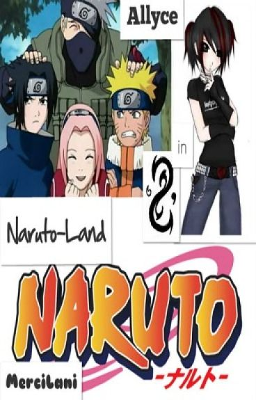 Allyce in Naruto-Land