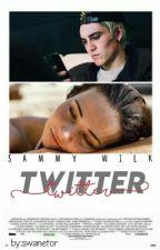 TWITTER [[sammy]] concluída  by swanetor