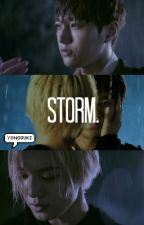 storm // myungjong by yonggukz