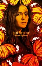 KATHERINE ━━━ meet my ocs. by chandiesriggs