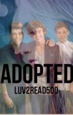 Adopted (part two) by luv2read500