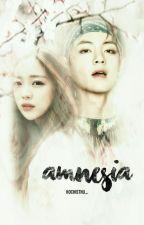 AMNESIA // K.th Bts  by Hochisthu_