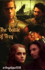 The battle of troy by Angelique1518