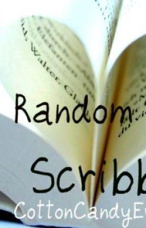 My Random Scribbles by CottonCandyEyes