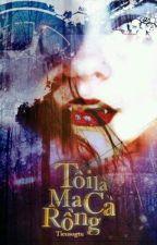 [ĐN Twilight] Tôi Là Ma Cà Rồng by tieusogtu152