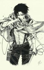 Rivaille x Reader HUN {AU} by Zakuro009