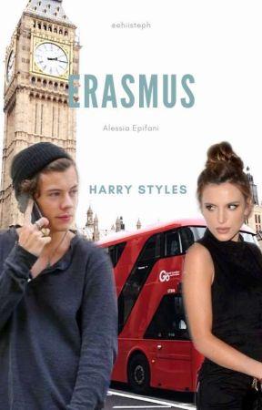 Erasmus   H.S   by ehiisteph