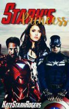 Stark's Princess《Avengers》✔[Probíhá korekce] by KateStarkRogers