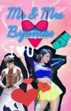 Mr & Mrs.Byuntae by hyohyojung99