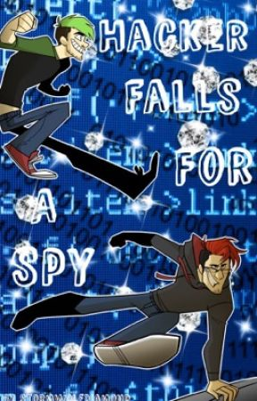 Hacker Falls For A Spy ✗Septiplier✗ by StormWolfDiamond