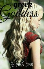Greek Goddess (Klaus Mikaelson Fanfic ~ One Shot)  by pitch_frost